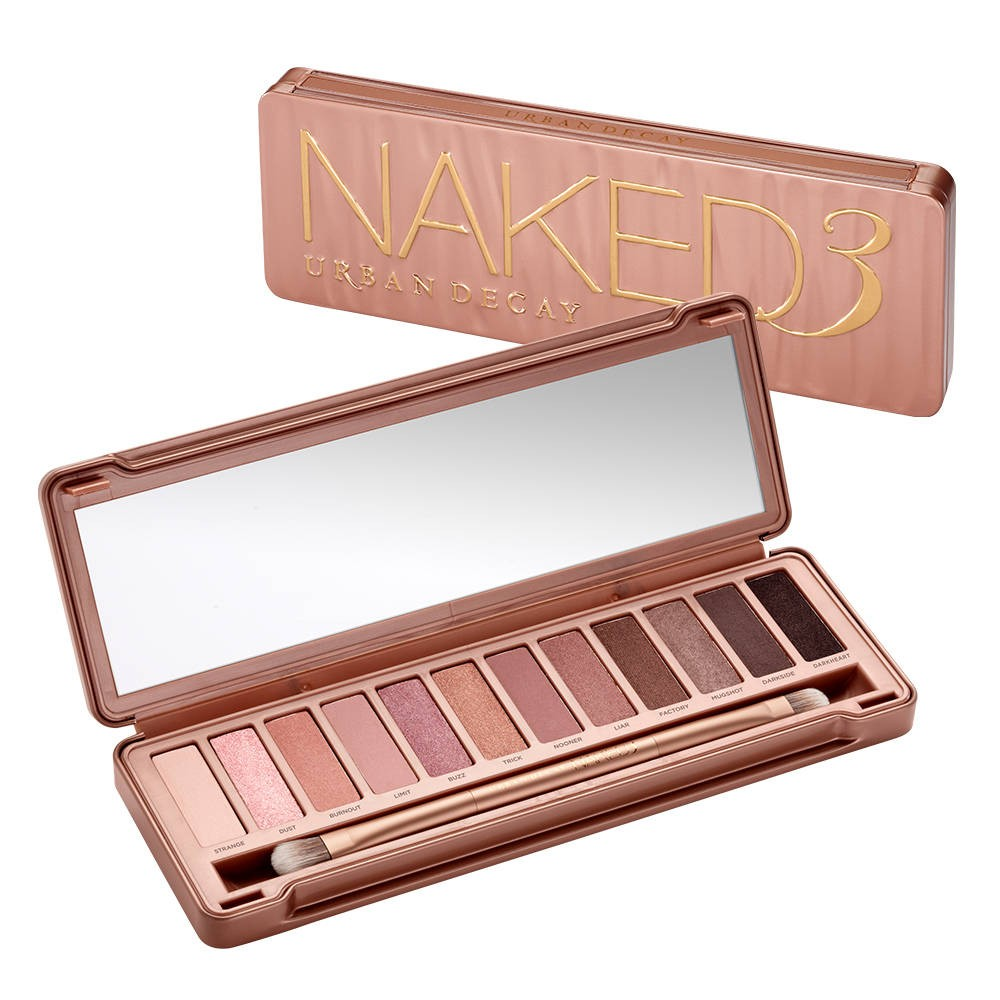 Urban Decay Eyeshadow Palette, Naked 3