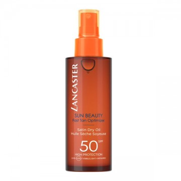 Sun Beauty Dry Touch Oil Fast Tan Spray SPF50