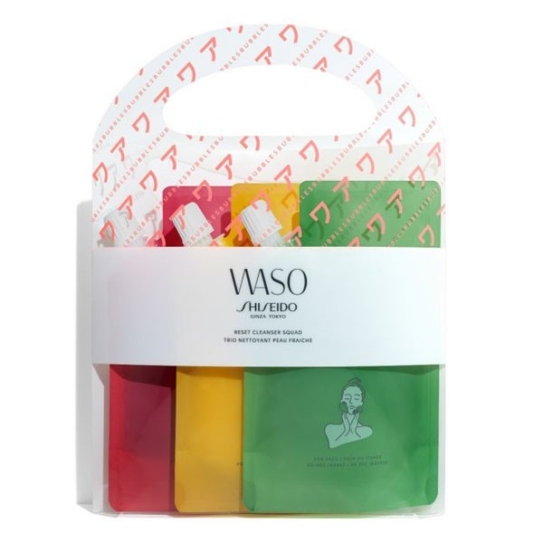 Waso Reset Cleanser SET