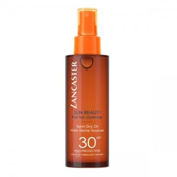 Sun Beauty Satin Sheen Oil Fast Tan Optimizer SPF30
