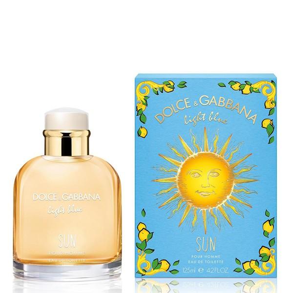 Light Blue Sun Pour Homme