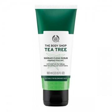Tea Tree Squeaky-Clean Scrub