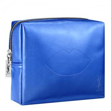 Regalo Yves Saint Laurent Electric Blue Pouch