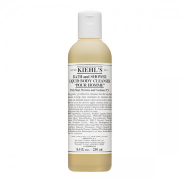 Bath and Shower Liquid Body Cleanser