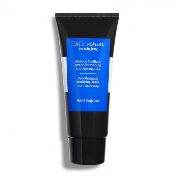 Pre-Shampoo Purifying Mask with White Clay