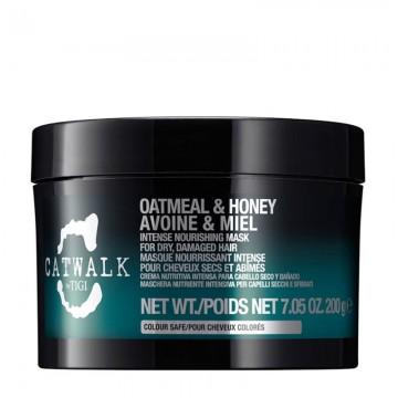 Bed Head Catwalk Oatmeal and Honey Intense Nourishing Mask