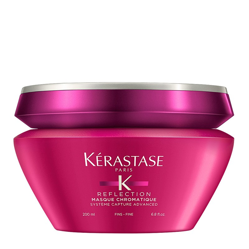 Image of Kérastase Masques Reflection Masque Chromatique Fine Hair