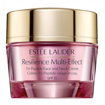 Resilience Multi-Effect Tri-Peptide Face and Neck Creme SPF15 (Dry Skin)