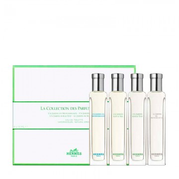 La Collection Des Parfums Jardins SET