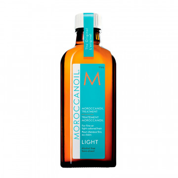 Light Oil Treatment for Fine & Colored Hair