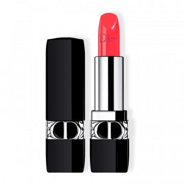 Barra de labios recargable color couture - tratamiento floral - confort y larga duración