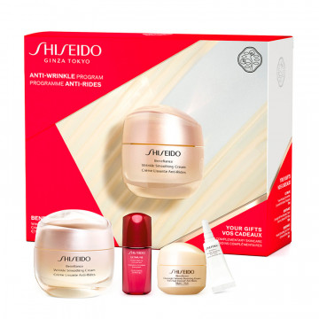 Benefiance Wrinkle Smoothing Cream SET