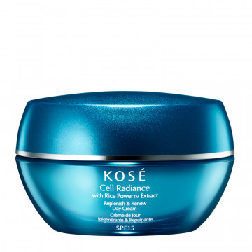 Cell Radiance with Rice PowerTM Extract  Replenish & Renew  Day Cream