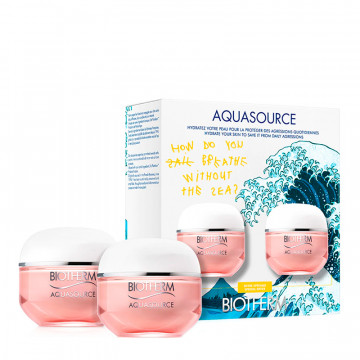 Aquasource Dry Skin SET