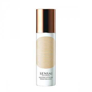 Sensai Silky Bronze Soothing After Sun Repair Emulsion