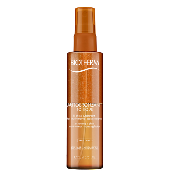 Image of Biotherm Auto-bronzant Autobronzant Huile Solaire Spray