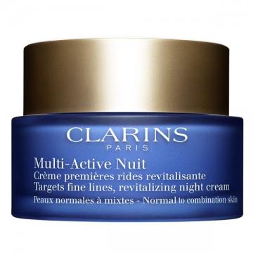 Multi-Active Nuit Crème Légère
