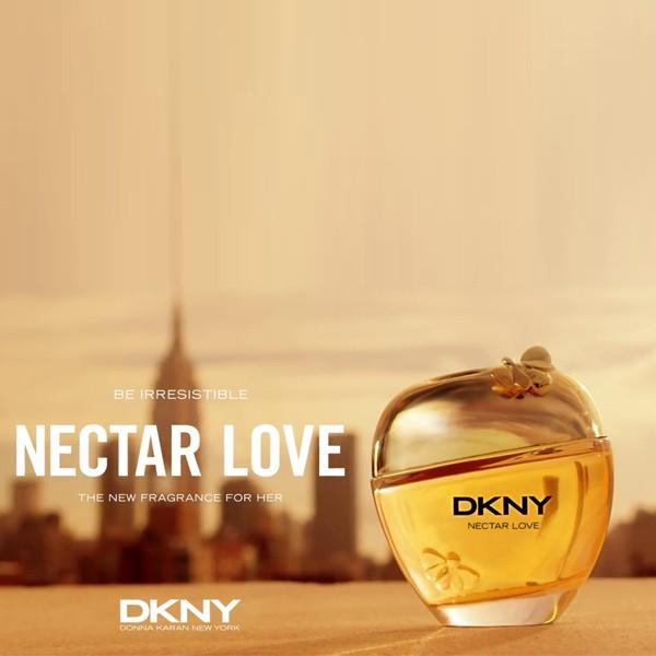 dkny perfumes nectar love